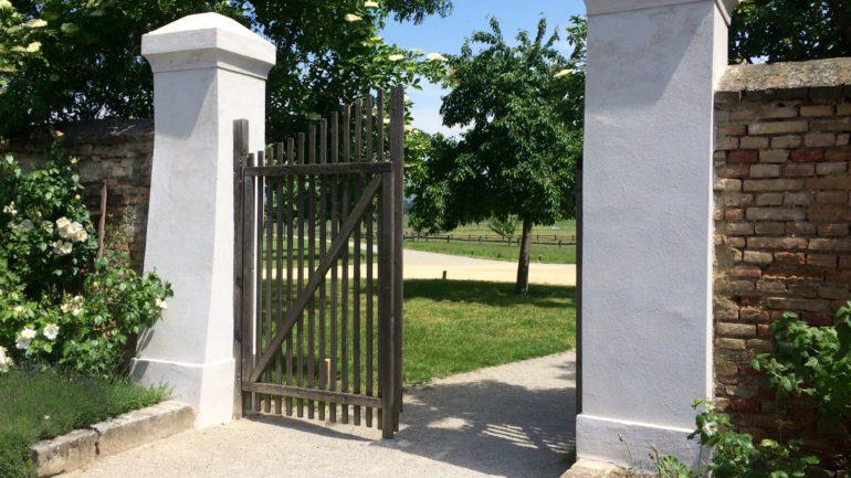 Die Gärten von Schloss Hof