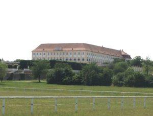 Schloss Hof Außenansicht